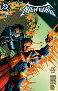 Cover Thumbnail for Nightwing (DC, 1996 series) #30