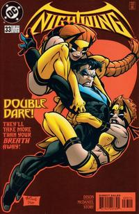 Cover Thumbnail for Nightwing (DC, 1996 series) #33