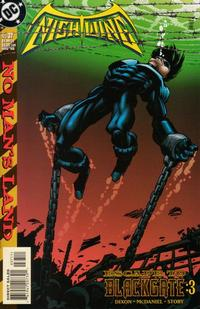 Cover Thumbnail for Nightwing (DC, 1996 series) #37