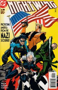Cover Thumbnail for Nightwing (DC, 1996 series) #40 [Direct Sales]