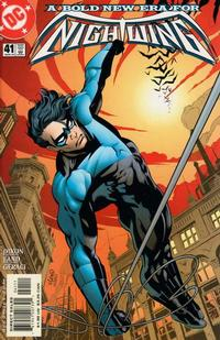 Cover Thumbnail for Nightwing (DC, 1996 series) #41 [Direct Sales]