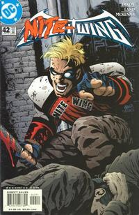 Cover Thumbnail for Nightwing (DC, 1996 series) #42 [Direct Sales]