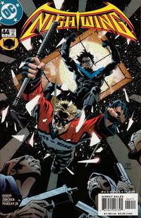 Cover Thumbnail for Nightwing (DC, 1996 series) #44