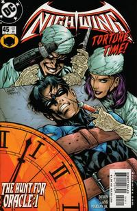 Cover Thumbnail for Nightwing (DC, 1996 series) #45 [Direct Sales]