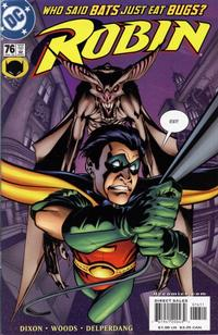 Cover Thumbnail for Robin (DC, 1993 series) #76
