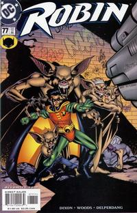 Cover Thumbnail for Robin (DC, 1993 series) #77