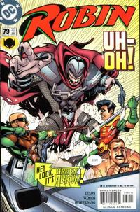 Cover Thumbnail for Robin (DC, 1993 series) #79