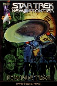 Cover Thumbnail for Star Trek: The New Frontier -- Double Time (DC, 2000 series)