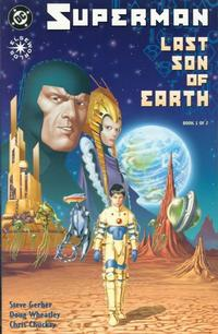 Cover Thumbnail for Superman: Last Son of Earth (DC, 2000 series) #1
