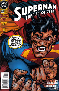 Cover Thumbnail for Superman: The Man of Steel (DC, 1991 series) #46