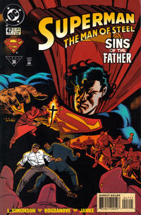Cover Thumbnail for Superman: The Man of Steel (DC, 1991 series) #47