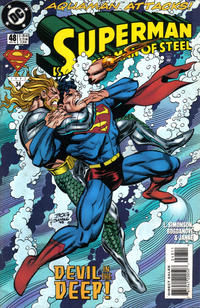 Cover Thumbnail for Superman: The Man of Steel (DC, 1991 series) #48