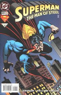 Cover Thumbnail for Superman: The Man of Steel (DC, 1991 series) #49