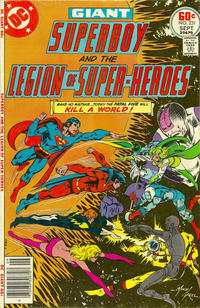 Cover Thumbnail for Superboy & the Legion of Super-Heroes (DC, 1977 series) #231