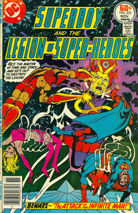 Cover Thumbnail for Superboy & the Legion of Super-Heroes (DC, 1977 series) #233