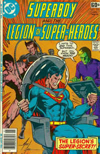 Cover Thumbnail for Superboy & the Legion of Super-Heroes (DC, 1977 series) #235