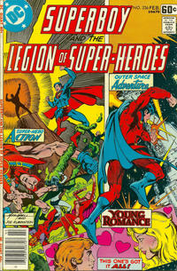 Cover Thumbnail for Superboy & the Legion of Super-Heroes (DC, 1977 series) #236