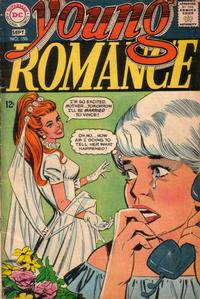 Cover Thumbnail for Young Romance (DC, 1963 series) #155