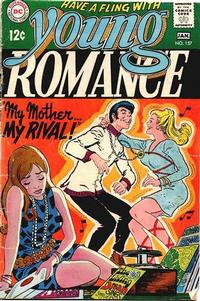 Cover Thumbnail for Young Romance (DC, 1963 series) #157