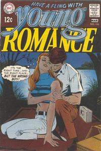 Cover for Young Romance (DC, 1963 series) #158