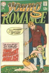 Cover Thumbnail for Young Romance (DC, 1963 series) #160
