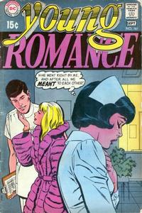 Cover for Young Romance (DC, 1963 series) #161