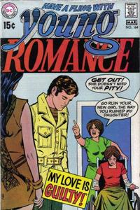 Cover Thumbnail for Young Romance (DC, 1963 series) #164