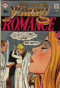 Cover Thumbnail for Young Romance (DC, 1963 series) #166