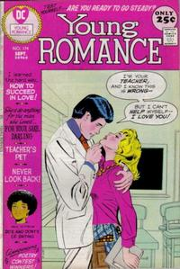 Cover Thumbnail for Young Romance (DC, 1963 series) #174