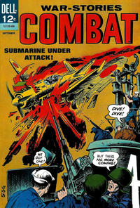 Cover Thumbnail for Combat (Dell, 1961 series) #21