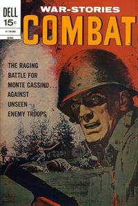 Cover Thumbnail for Combat (Dell, 1961 series) #35