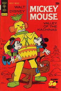 Cover Thumbnail for Mickey Mouse (Western, 1962 series) #142