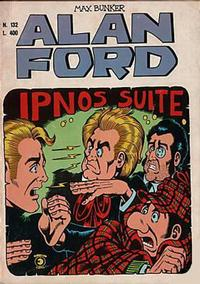 Cover Thumbnail for Alan Ford (Editoriale Corno, 1969 series) #132