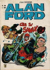 Cover Thumbnail for Alan Ford (Editoriale Corno, 1969 series) #136