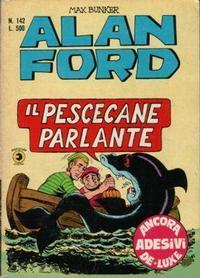 Cover Thumbnail for Alan Ford (Editoriale Corno, 1969 series) #142