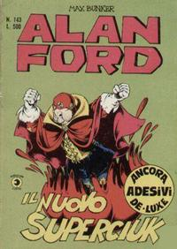 Cover Thumbnail for Alan Ford (Editoriale Corno, 1969 series) #143