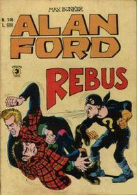 Cover Thumbnail for Alan Ford (Editoriale Corno, 1969 series) #146