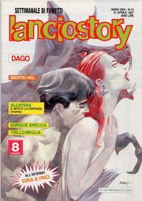 Cover for Lanciostory (Eura Editoriale, 1975 series) #v23#15