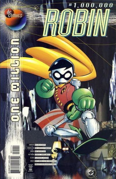 Cover for Robin (DC, 1993 series) #1,000,000