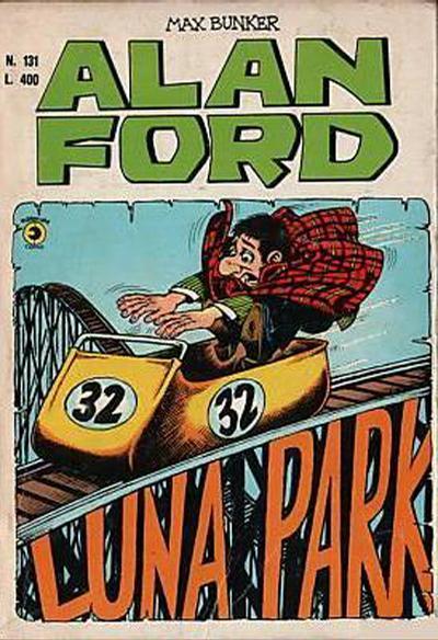 Cover for Alan Ford (Editoriale Corno, 1969 series) #131