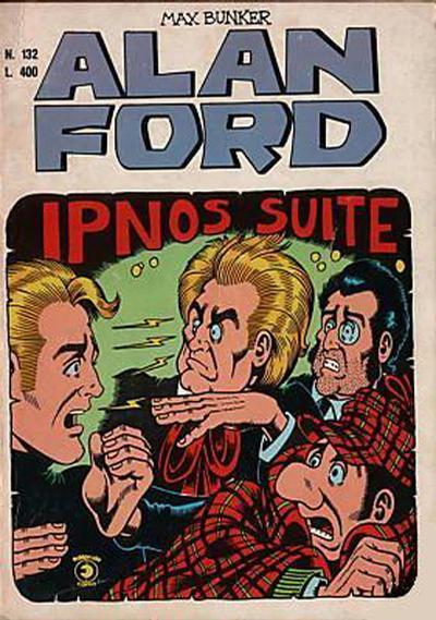 Cover for Alan Ford (Editoriale Corno, 1969 series) #132