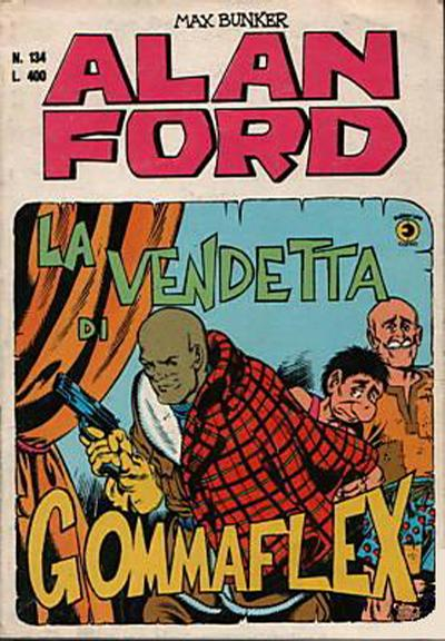 Cover for Alan Ford (Editoriale Corno, 1969 series) #134