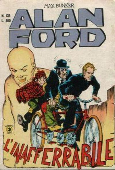 Cover for Alan Ford (Editoriale Corno, 1969 series) #135