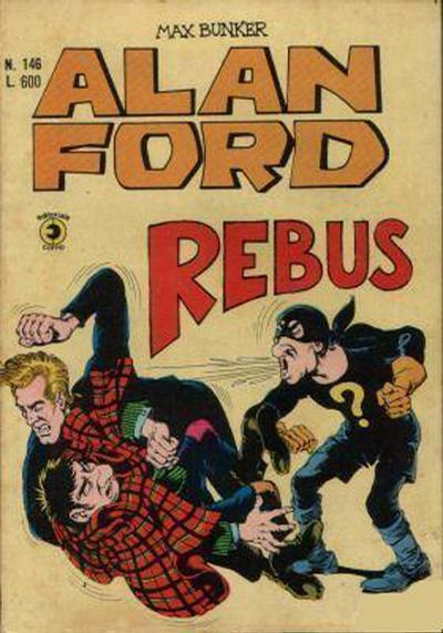 Cover for Alan Ford (Editoriale Corno, 1969 series) #146