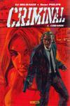 Cover for Criminal (Panini España, 2008 series) #1
