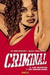 Cover for Criminal (Panini España, 2008 series) #3