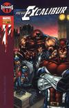 Cover for New Excalibur (Panini España, 2007 series) #1