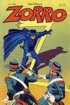 Cover for Zorro (Hjemmet / Egmont, 1980 series) #1/1980