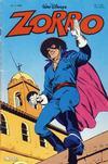 Cover for Zorro (Hjemmet / Egmont, 1980 series) #2/1980