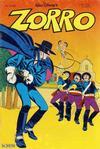 Cover for Zorro (Hjemmet / Egmont, 1980 series) #3/1980